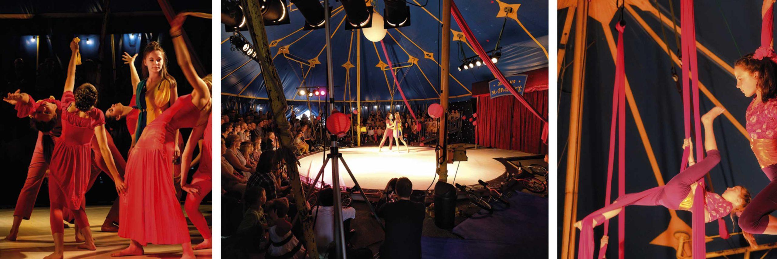 Zirkus - Stiftung Adliswiler Jugend